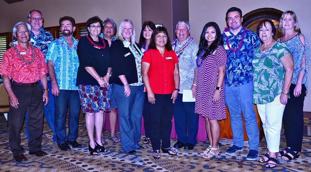 Kauai United Way 2017 Board of Directors