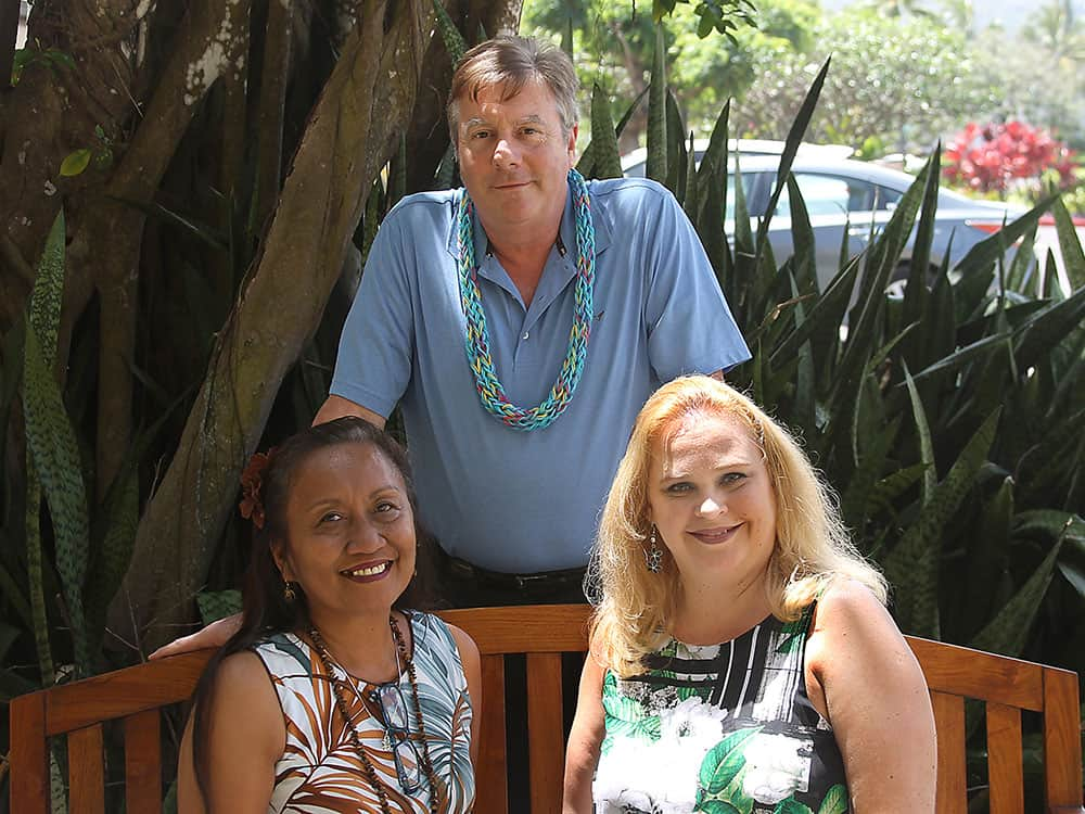Kauai United Way Staff Photo