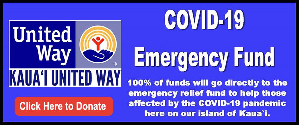 COVID-19 Emergency Fund Banner