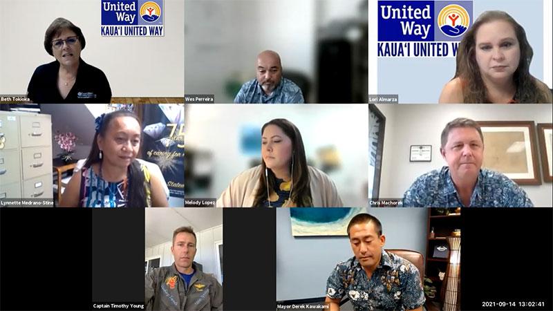 KUW 2021 Campaign Kickoff